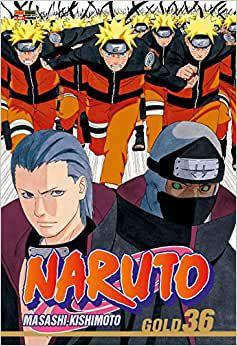 Naruto Gold 36 (Lacrado)