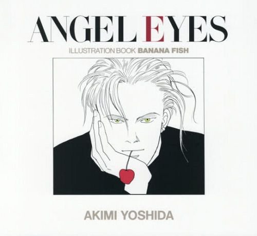 Artbook Banana Fish - Angel Eyes (Reimpressão) (Encomenda)