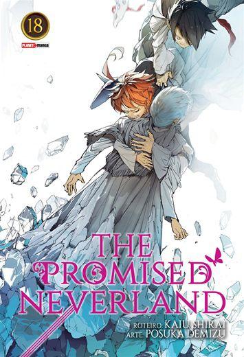 The Promised Neverland - Volume 18 (Lacrado)