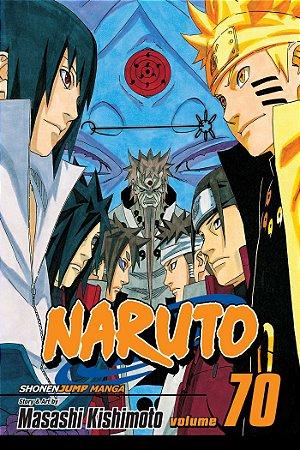 Naruto Gold - Volume 70 (Lacrado)