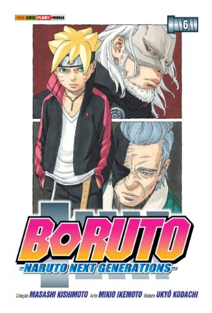 Boruto: Naruto Next Generations - 6 (Lacrado)