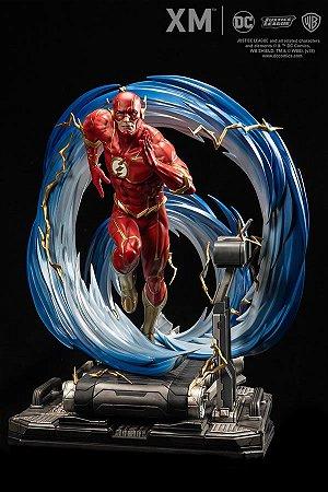 Figure Edição Limitada XM Studio - The Flash - Rebirth - Escala 1/6 (Pronta Entrega)