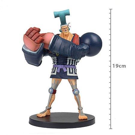 Figure One Piece - Franky - The Grandline Men Saga de Wano