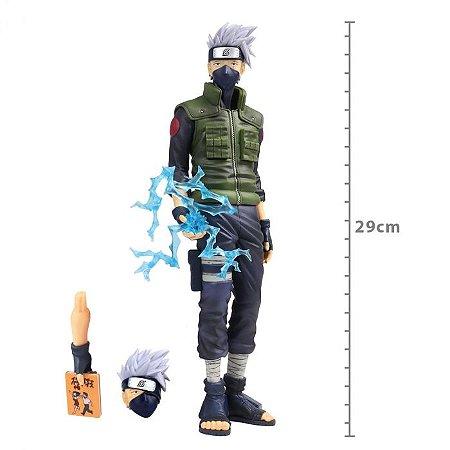 Figure Naruto Shippuden - Hatake Kakashi - Grandista Nero