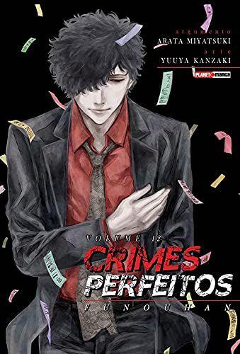 Crimes Perfeitos: Funouhan - Volume 12 (Lacrado)