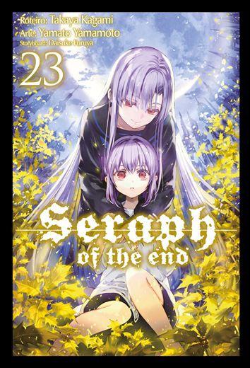 Seraph Of The End - Volume 23 (Lacrado)