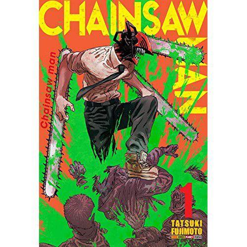 Chainsaw Man - Volume 1 (Lacrado)