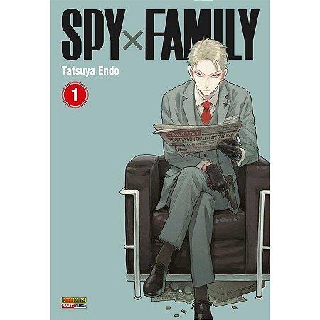 Spy x Family - Volume 1 (Lacrado)