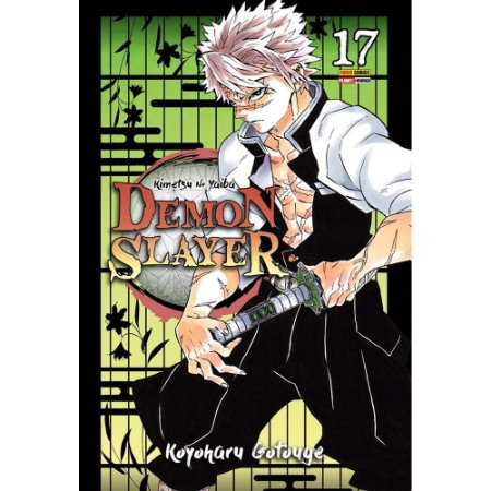 Demon Slayer - Kimetsu No Yaiba Volume 17 (Lacrado)