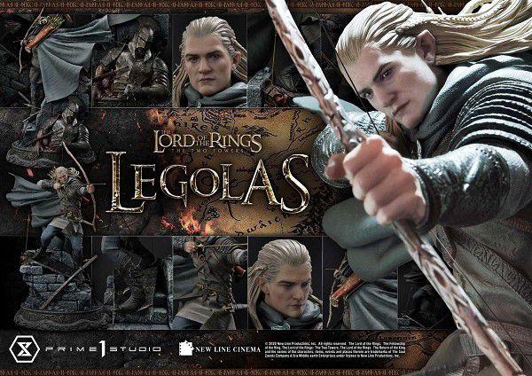 Premium Masterline Series - The Lord of The Rings - Legolas Escala 1/4