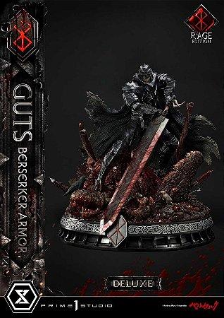 Guts, Berserker Armor Rage Edition - Escala 1/4 Deluxe Version