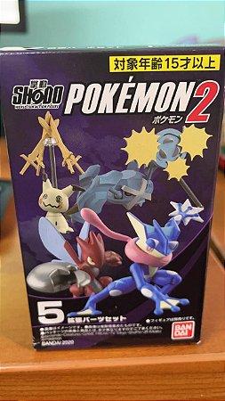 Pokemon Shodo Bandai - Poderes