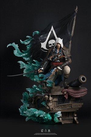 Figure Assassin's Creed - Edward Kenway - Escala 1/4 (Pre-Order)