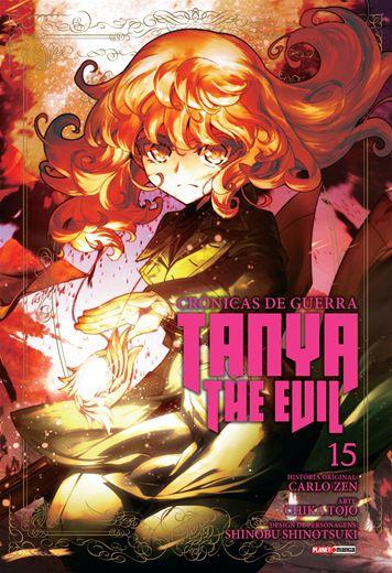 Tanya The Evil: Crônicas de Guerra - Volume 15 (Lacrado)