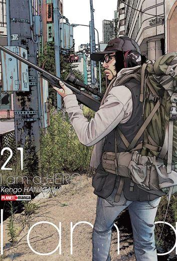 I am a Hero - Volume 21 (Lacrado)