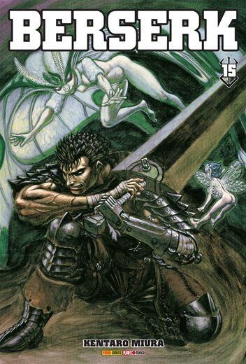 Berserk - Edição De Luxo - Volume 15 (Lacrado)