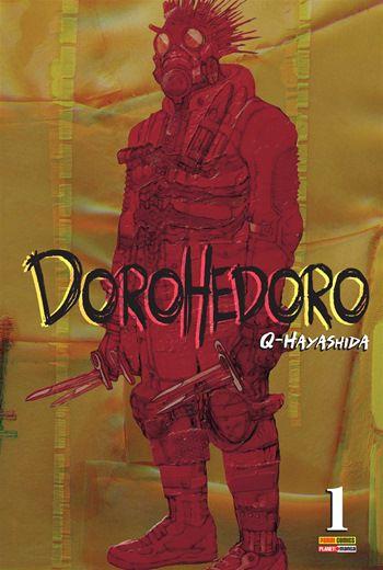 Dorohedoro - Volume 1 (Lacrado)