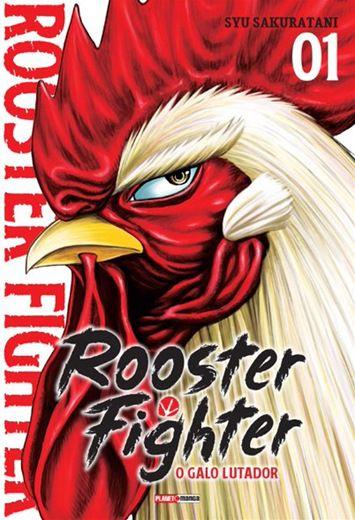 Rooster Fighter - O Galo Lutador - Volume 1 (Lacrado)