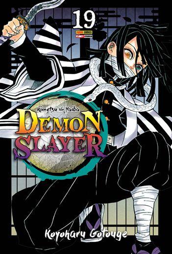 Demon Slayer - Volume 19 (Lacrado)