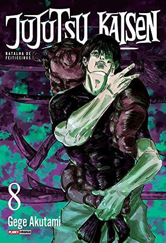 Jujutsu Kaisen - Batalha de Feiticeiros - Volume 8 (Lacrado)