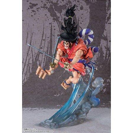 Figure One Piece - Kozuki Oden :Extra Battle - Figuarts Zero Bandai (ENCOMENDA)