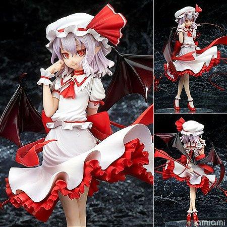 """Touhou Project """"Eien ni Akai Osanaki Tsuki"""" Remilia Scarlet 1/8 Complete Figure (Pre-order)"""