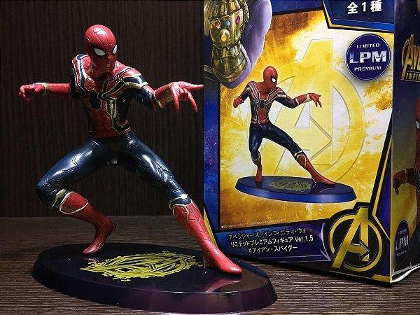Spider-man LPM - Infinity War