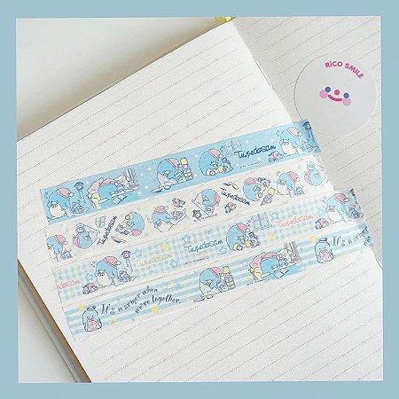 Washi Tape (Fita Decorativa) Tuxedosan (unid.)