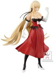 Banpresto Kizumonogatari: Kiss Shot Acerola Orion Heart Under Blade SQ Figure