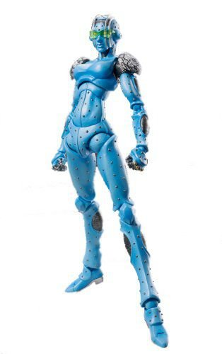 Stone Free Jojo's Bizarre Adventure DX Super Action Statue