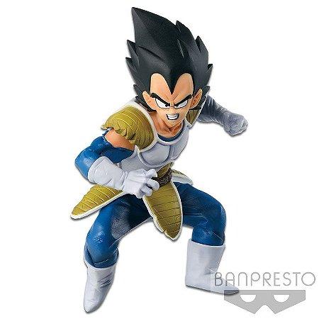 Figure Dragon Ball - Vegeta clássico - Banpresto BWFC