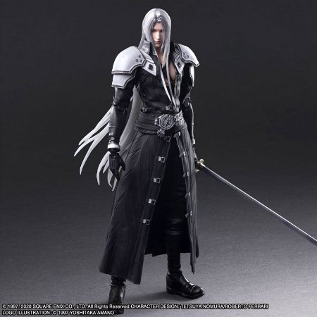 Final Fantasy VII Remake PLAY ARTS Kai Sephiroth (Pre-order)