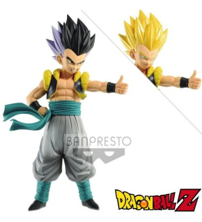 Figure Dragon Ball - Gotenks Grandista