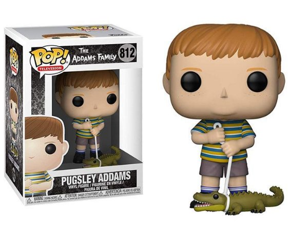 Funko Pop Pugsley Addams - 812