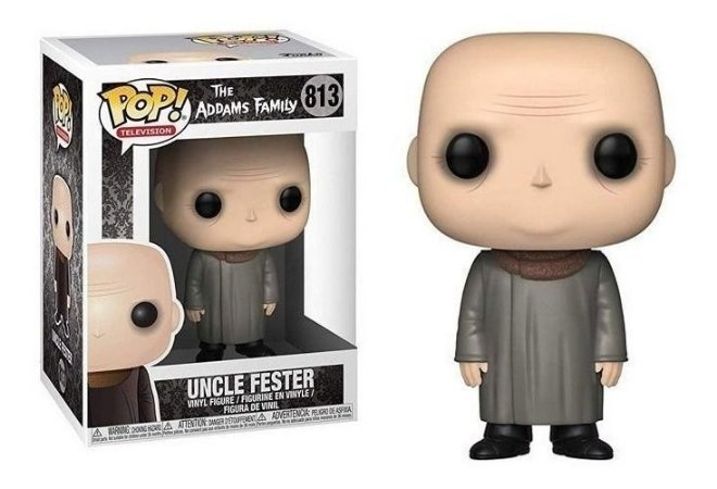 Funko Pop Uncle Fester(The Addams Family) - 813