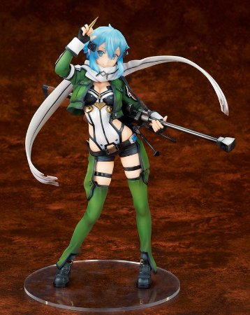 Sword Art Online the Movie: Ordinal Scale - Sinon 1/7 Complete Figure (Pre-order)