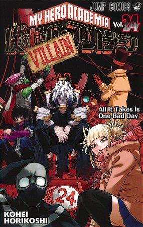Boku no Hero Academia vol. 24