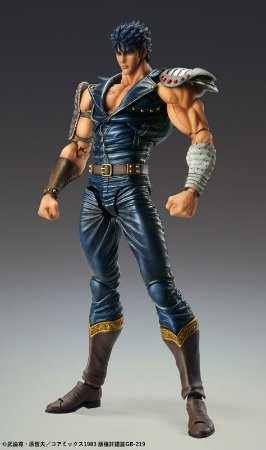 Super Action Statue Fist of the North Star Kenshiro(Pre-order)