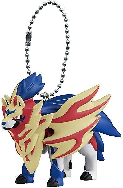 Pokémon Chaveiro Zamazenta
