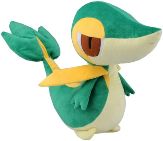 Pokémon Snivy Plush