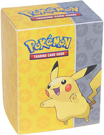 Deck Box Pikachu - Ultra pro