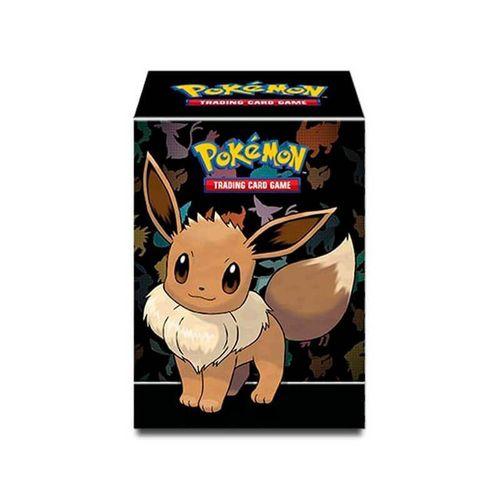 Deckbox Pokémon Eevee - ultra pro