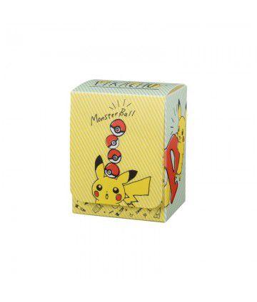 Deckbox Pikachu Monster Ball