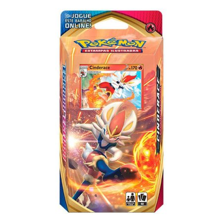 Baralho Temático Pokémon Cinderace