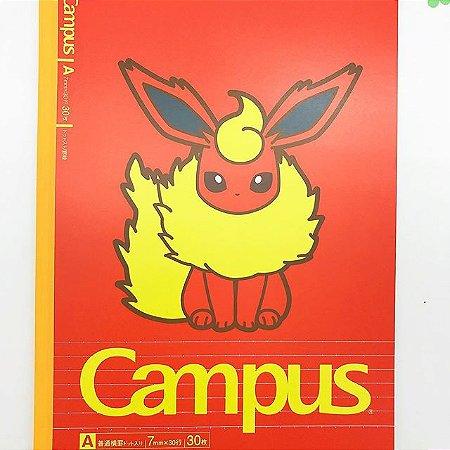 Caderno Campus Flareon