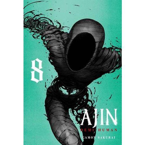 Ajin Demi-Human volume 8