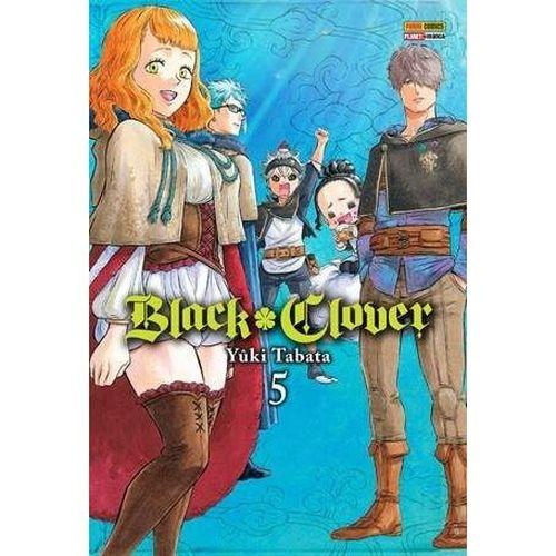 Black Clover volume 5