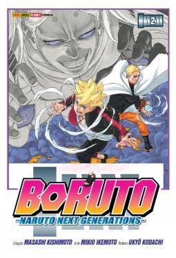 Boruto - volume 2 (Português)