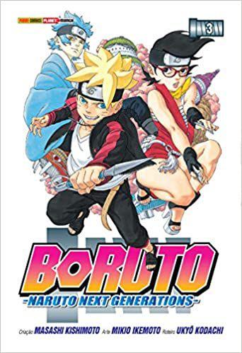 Boruto - Volume 3 (Português)