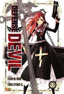 Defense Devil volume 2 semi-novo